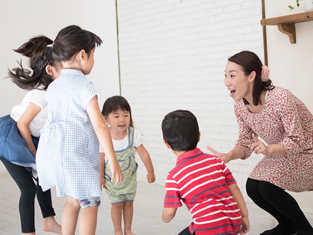 子どもの英会話教室
